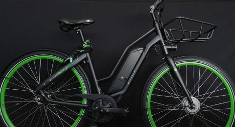e-bike to go horeca